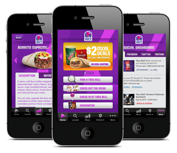 Taco Bell Adding Loyalty Program to App | Total-Apps