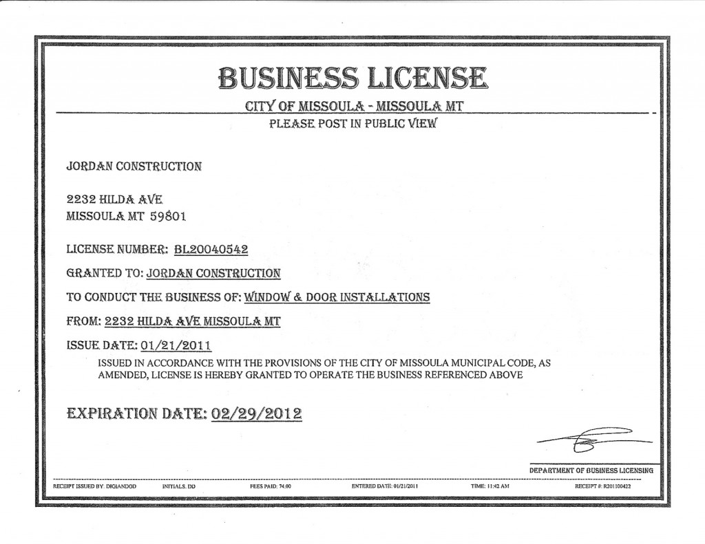 Business License For A Merchant Account Total Apps